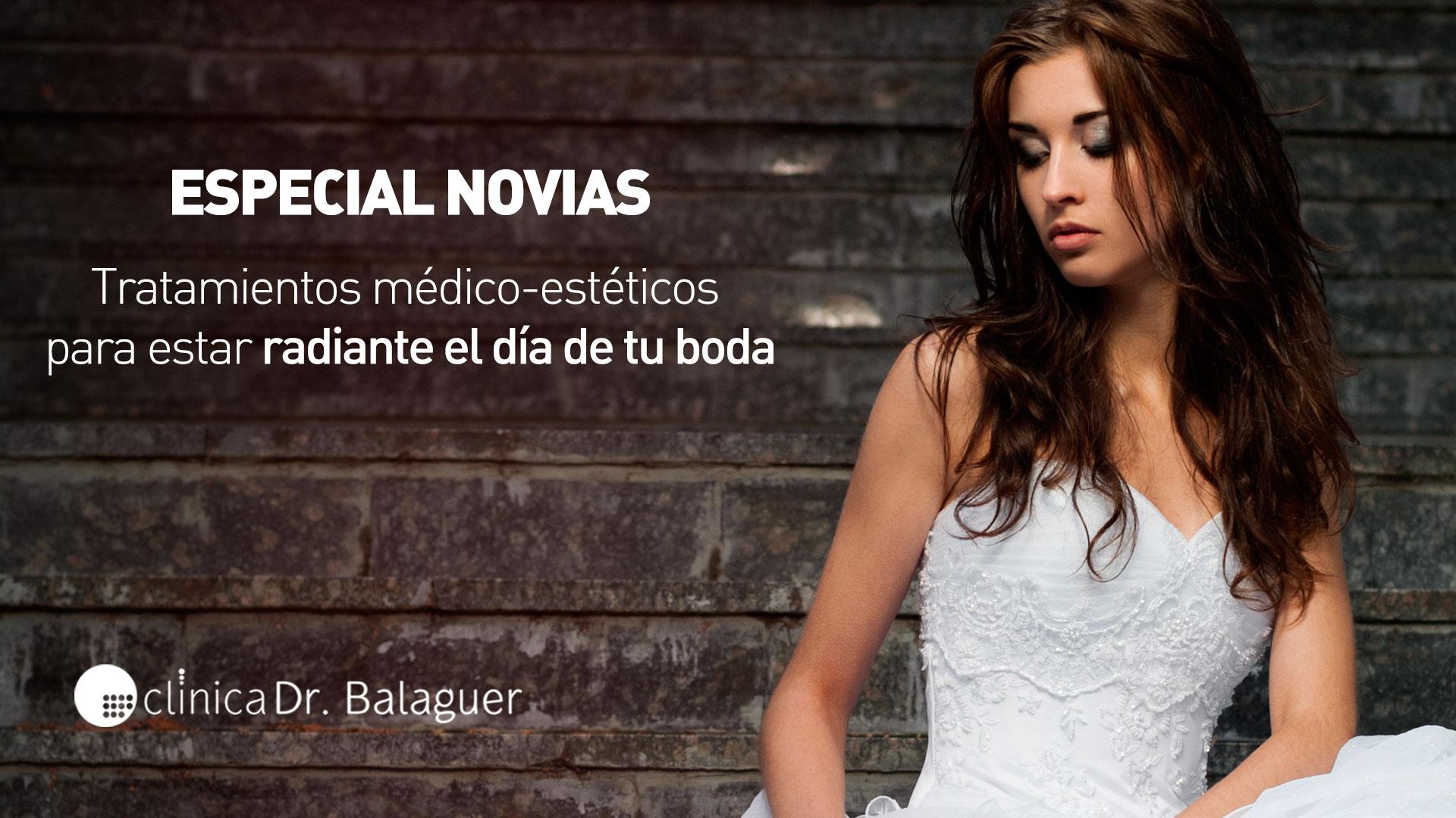 Especial novias, tratamientos médicos-estéticos